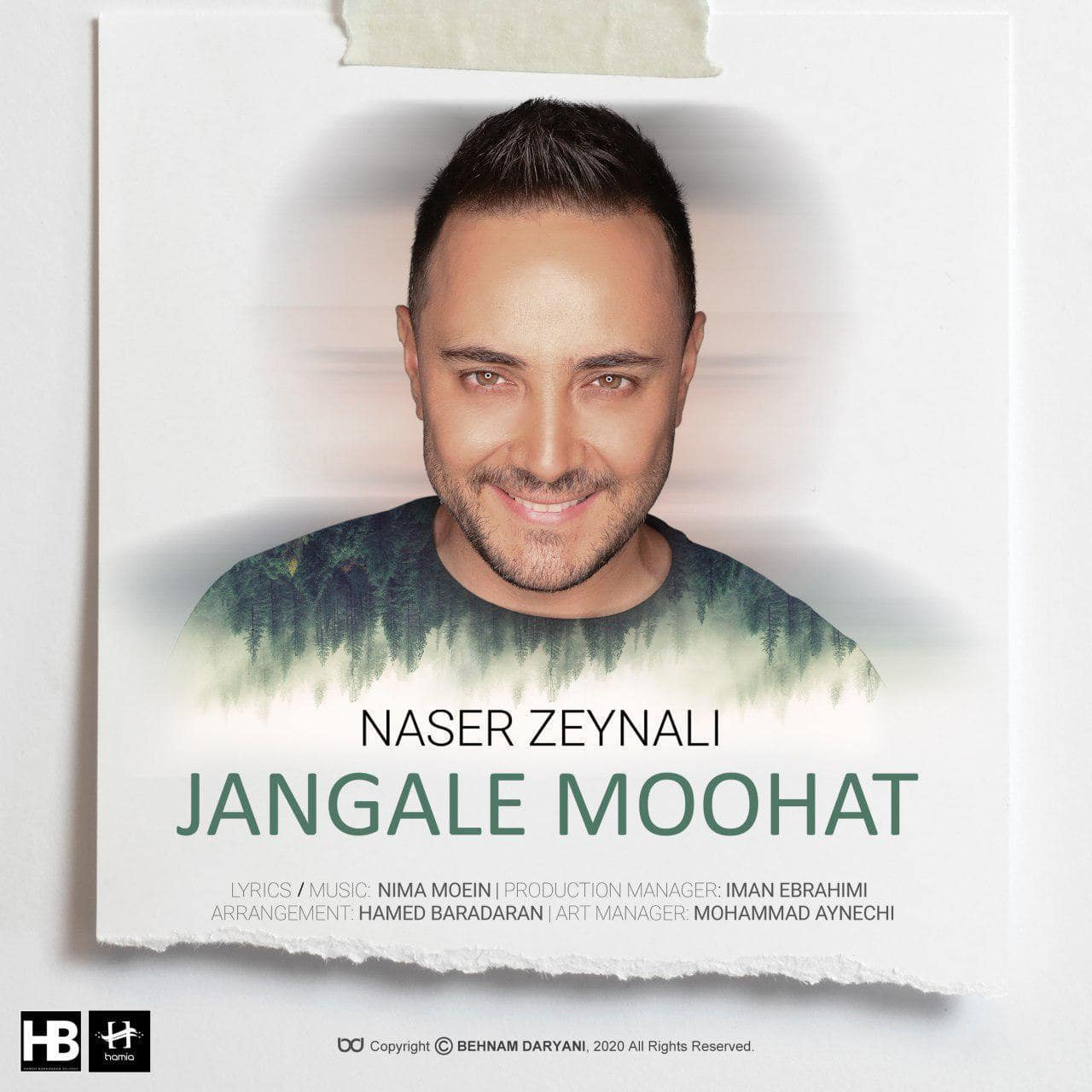 Naser Zeynali – Jangale Moohat